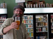 image of Jim Parker courtesy of Asher David Brewing & Cellarworks
