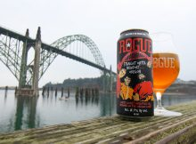 image of Straight Outta Newport...Oregon courtesy of Rogue Ales