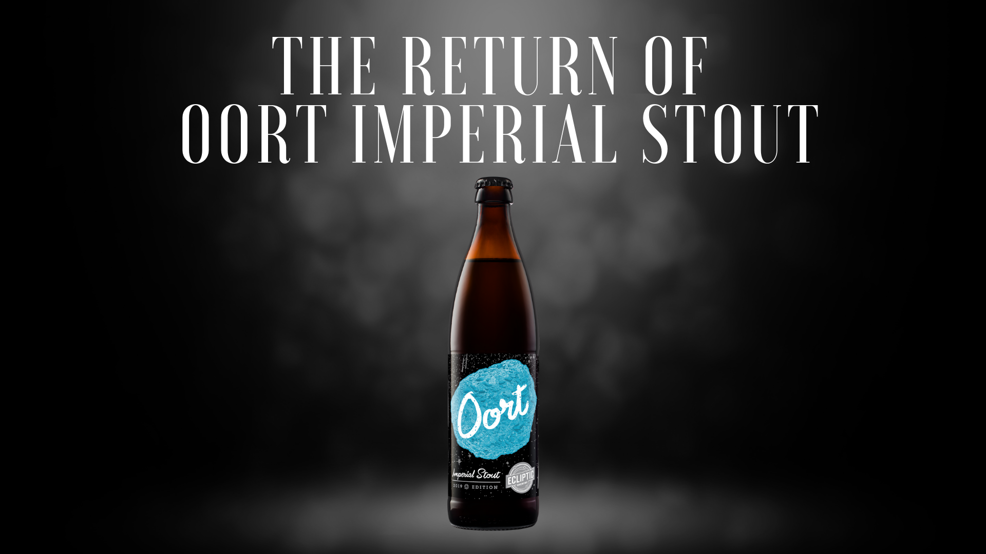 Ecliptic Brewing Returns With 2019 Oort Imperial Stout