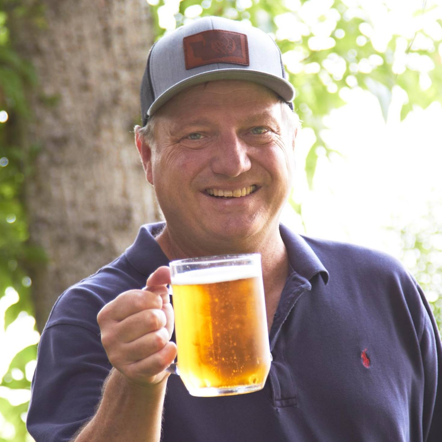 Kirk Richardson, author of Craft Beer Country - In Search of the Best Breweries from the South Pacific to the Pacific Coast