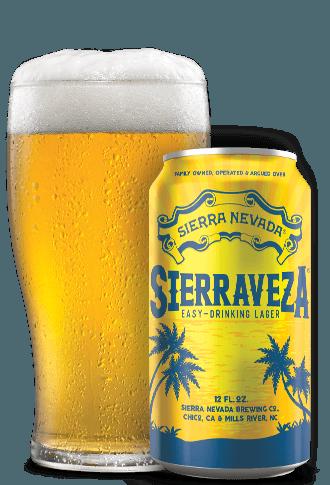 Sierraveza Easy-Drinking Lager