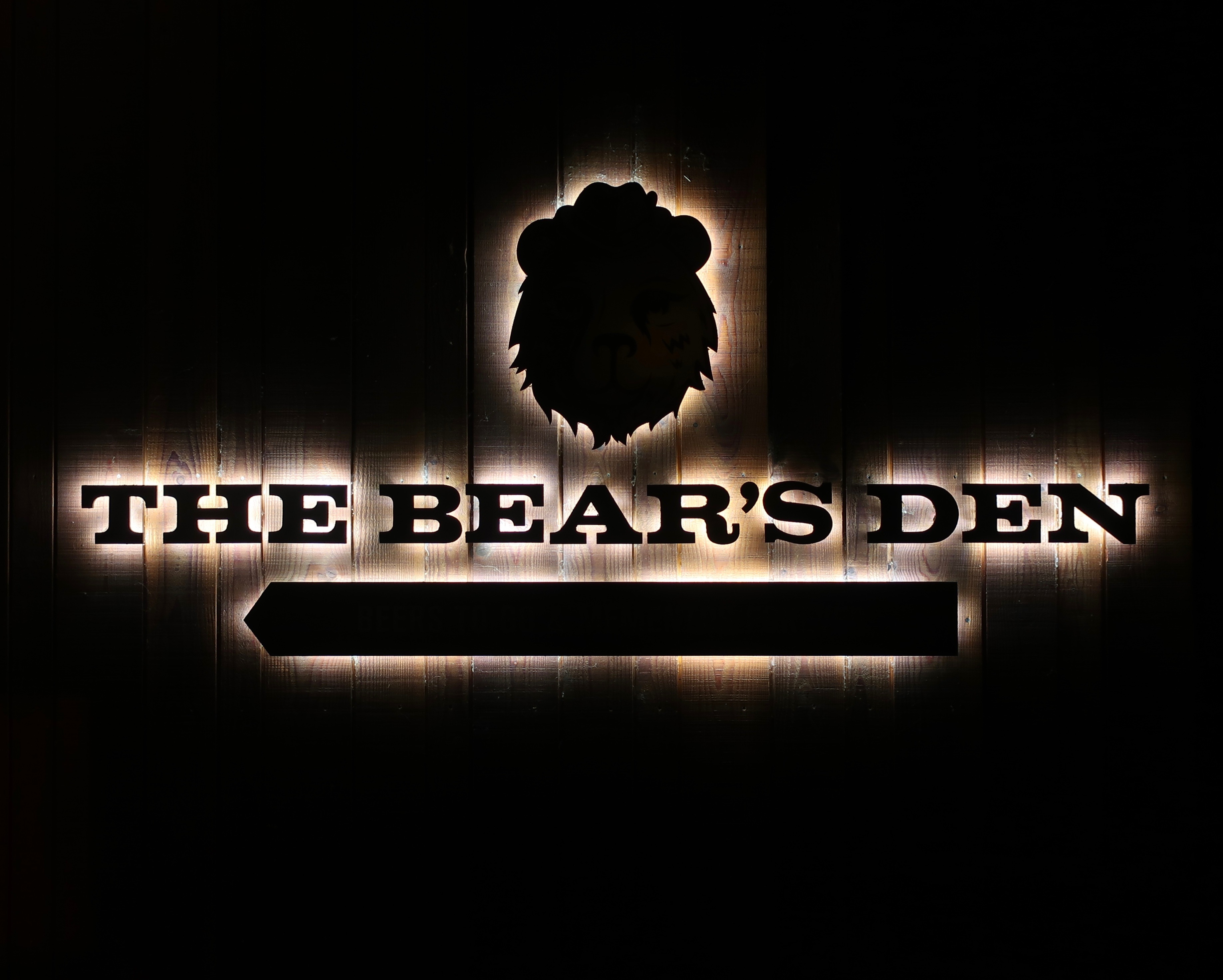 The Bear's Den at pFriem Family Brewers.