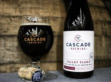 image of Cascade Brewing Valley Flora 2017 courtesy of Cascade Brewing