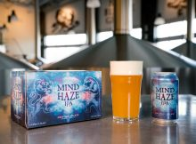 image of Mind Haze IPA courtesy of Firestone Walker Brewing