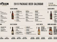 pFriem Family Brewers 2019 Packaged Beer Release Calendar