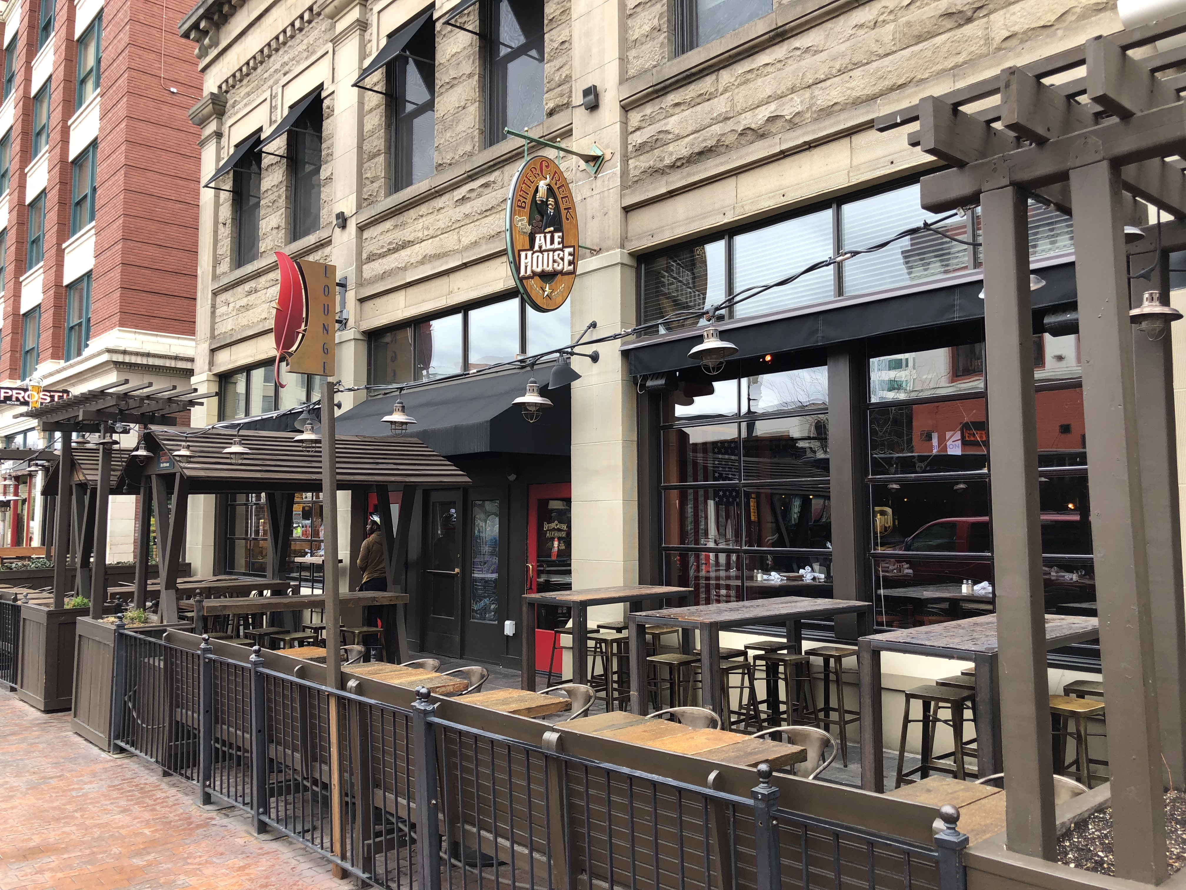 Bittercreek Alehouse located in downtown Boise is a must visit for any fan of craft beer.