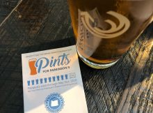 Breakside Brewery is a proud supporter of Pints for Parkinson's.