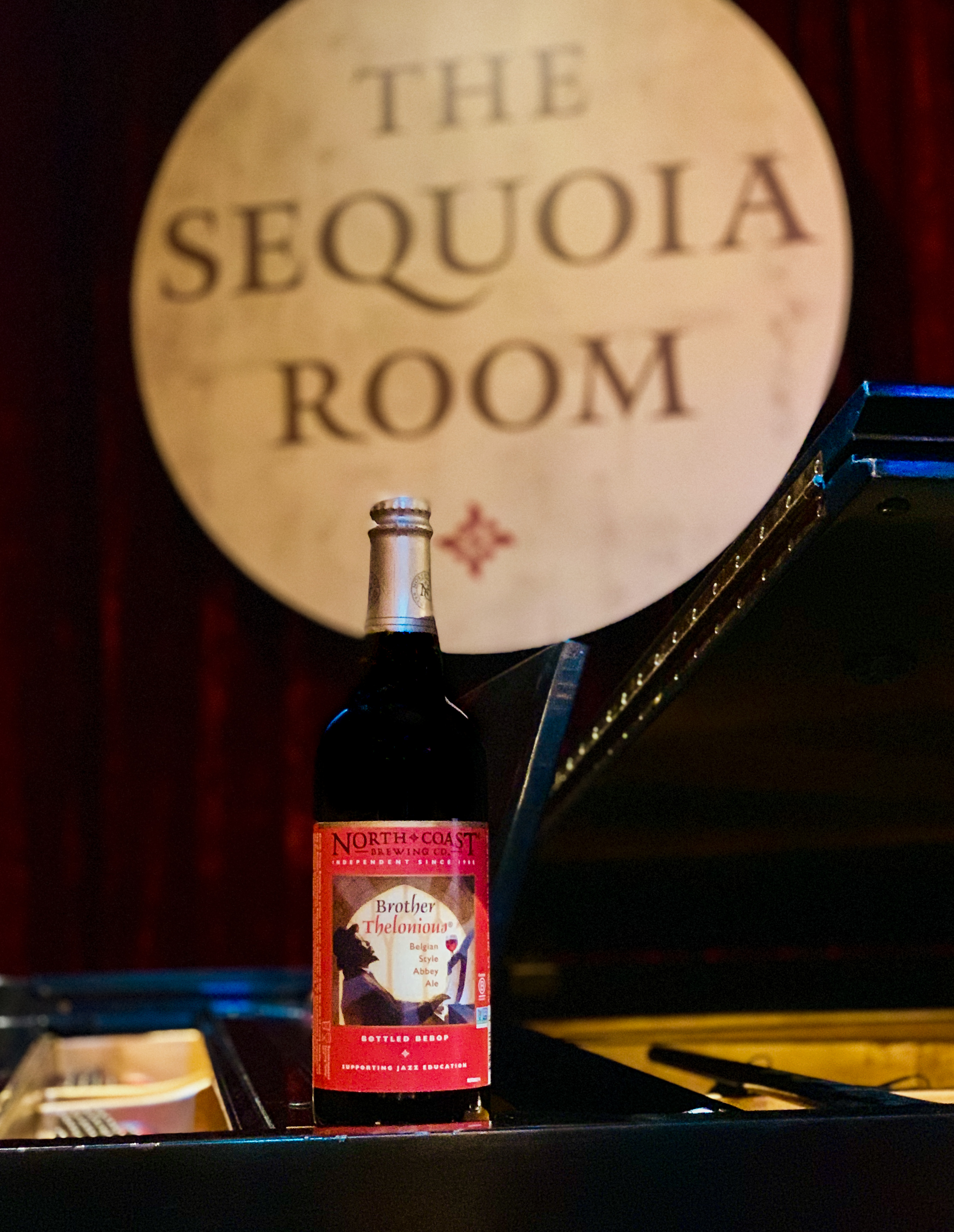 Brother Thelonious - Sequoia Room (image courtesy of North Coast Brewing)