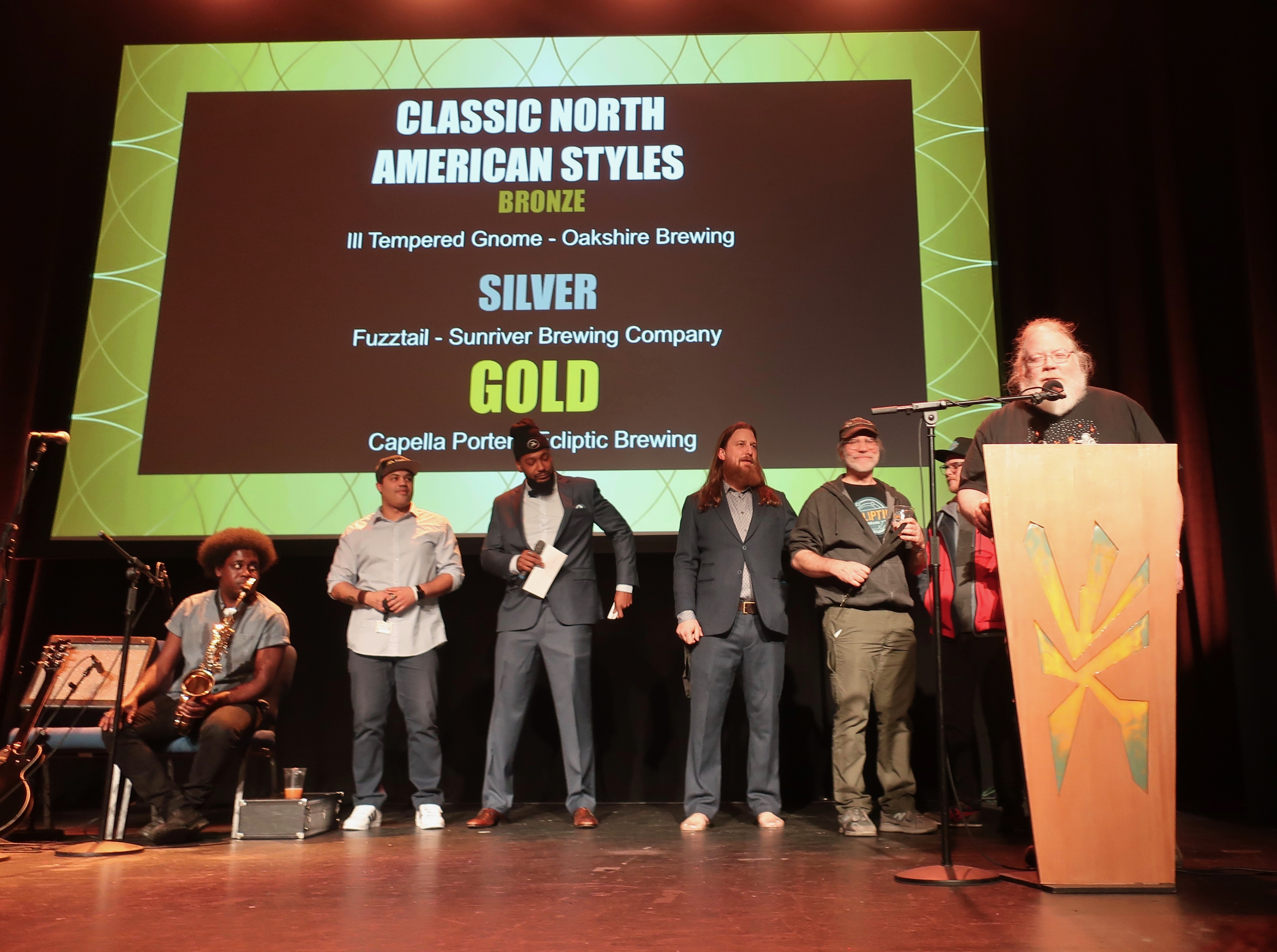 Ecliptic Brewing wins at the 2019 Oregon Beer Awards.