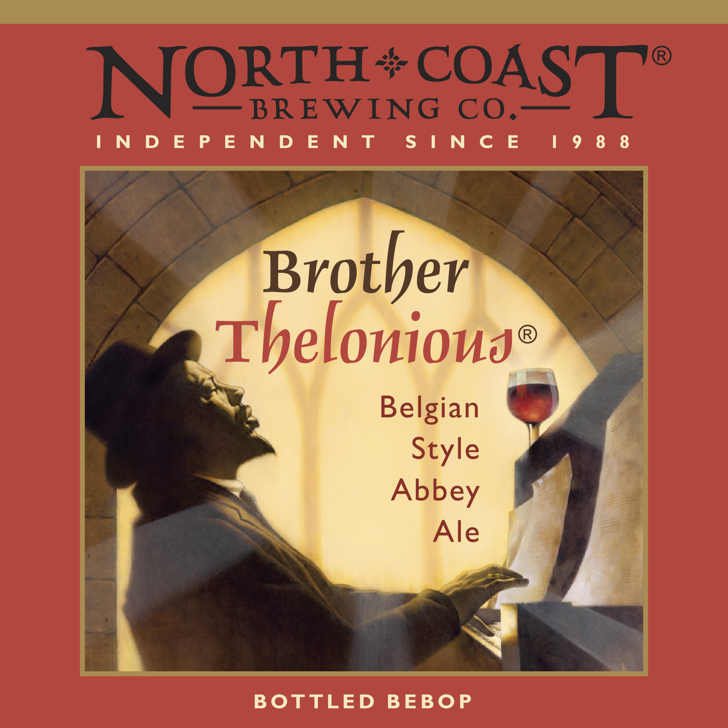 North Coast Brewing -Brother-Thelonious-Brand-Image-2019