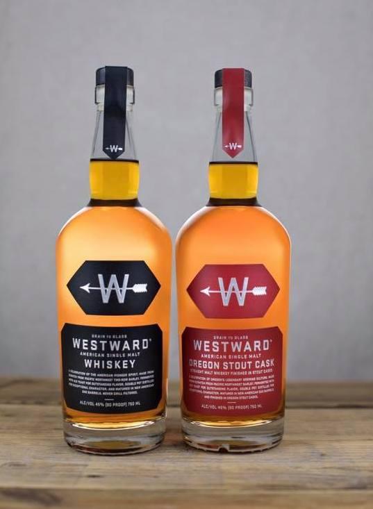 image courtesy of Westward Whiskey