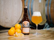 image of Bretta Tangerine courtesy of Firestone Walker Brewing