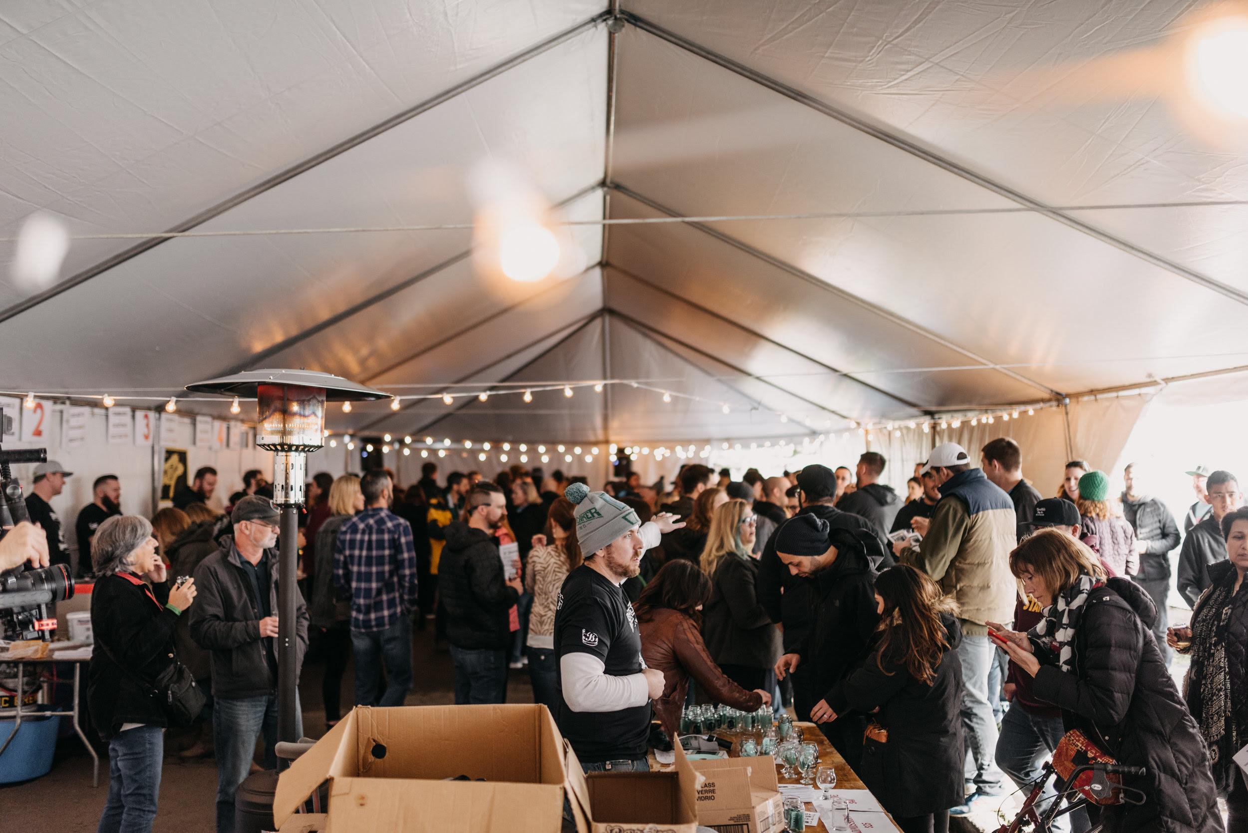 image of Brewstillery Fest courtesy of StormBreaker Brewing