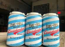 image of Edel-Hell Helles Lager courtesy of Occidental Brewing