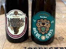 image of Radilcal Forces and Biere Gris courtesy of courtesy of Little Beast Brewing