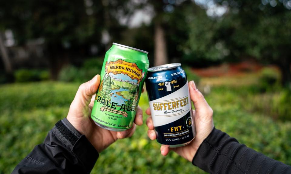 image of SIerra Nevada Brewing and Sufferfest Beer Company courtesy of Michael McSherry