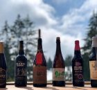 A few of the beers that will be pouring at the 2nd Annual Alesong & Friends. (image courtesy of Alesong Brewing & Blending)