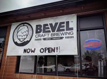 Bevel Craft Brewing is now open. (image courtesy of Bevel Craft Brewing)
