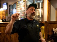 Jackson Wyatt has been hired as the new Executive Chef at Von Ebert Brewing. (image courtesy of Von Ebert Brewing)