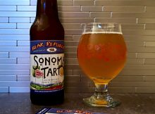 The recently released Sonoma Tart from Bear Republic Brewing.