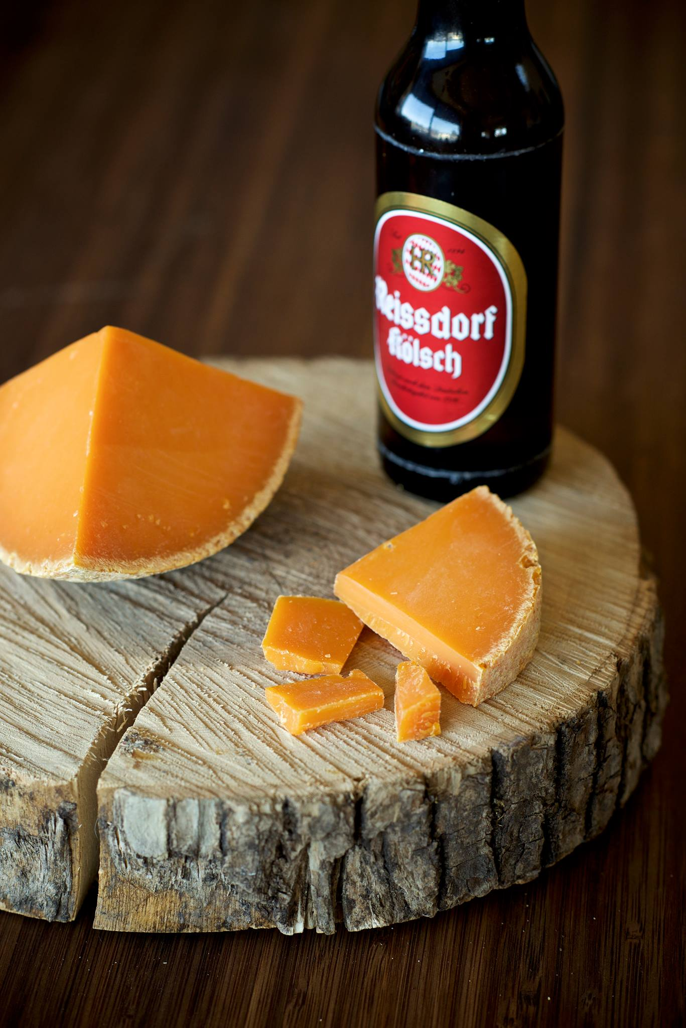 image from the book Cheese Beer Wine Cider - A Field Guide to 75 Perfect Pairings courtesy of David L. Reamer