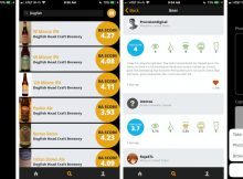 image of screenshot of Beers by BeerAdvocate courtesy of BeerAdvocate
