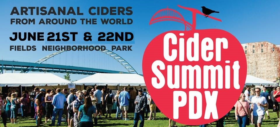 2019 Cider Summit Portland PDX