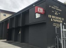 E9 Brewing Co. & Taproom located in Tacoma, Washington. (image courtesy of E9 Brewing Co.)