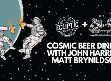 Ecliptic Cosmic Beer Dinner with John Harris and Matt Brynildson of Firestone Walker