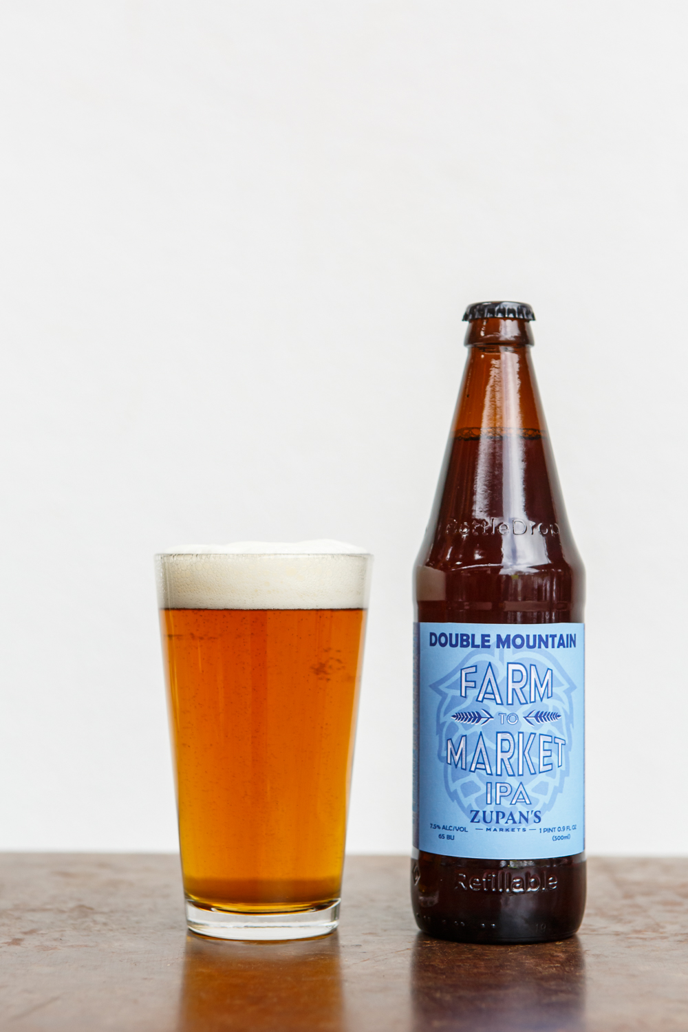 image of Zupan's + Double Mountain Farm To Market IPA courtesy of Zupan's Markets