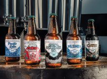 image of new branding on its bottles courtesy of Ninkasi Brewing