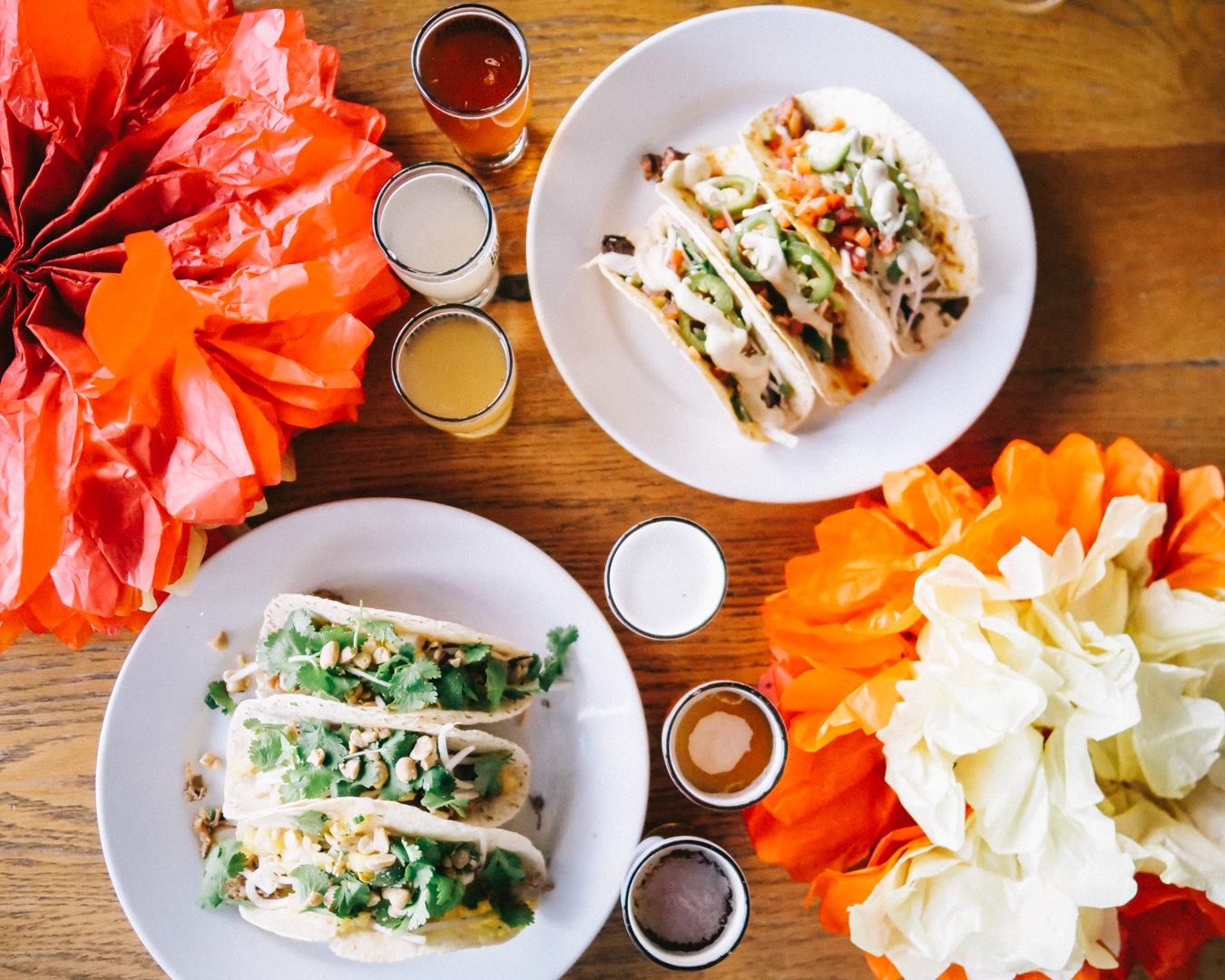 10 Barrel Brewing celebrates Cinco de Mayo with beer and food pairings. (image courtesy of 10 Barrel Brewing)
