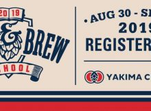 15th Annual Yakima Cheif Hops Hop & Brew School - 2019