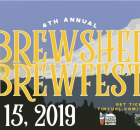 4th Annual Brewshed Brewfest - May 15, 2019