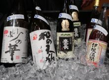 A large varieties of saké are poured during Saké Fest PDX.