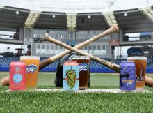 Deschutes Brewery, Migration Brewing and Crux Fermentation Project Become Official Beer Partners of the Hillsboro Hops. (image courtesy of the Hillsboro Hops)