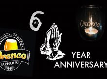 Orenco Taphouse 6th Anniversary