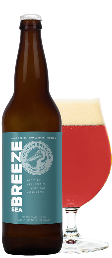 Pelican Brewing Sea Breeze