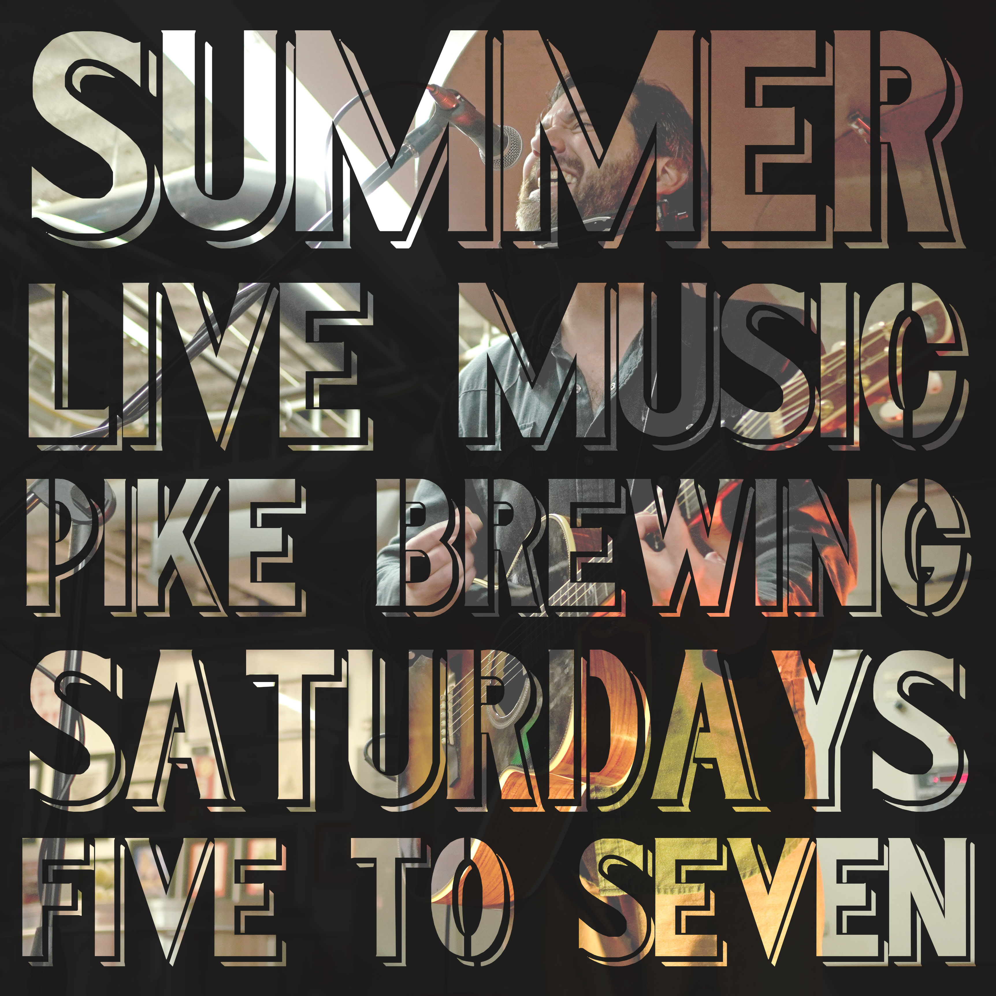 Pike Brewing Summer Live Music Series