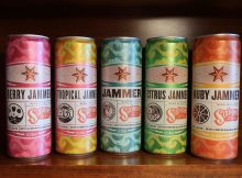 Sixpoint Brewery expands its Jammer lineup. Now Berry Jammer, Tropical Jammer and Ruby Jammer joins Jammer and Citrus Jammer in 2019.