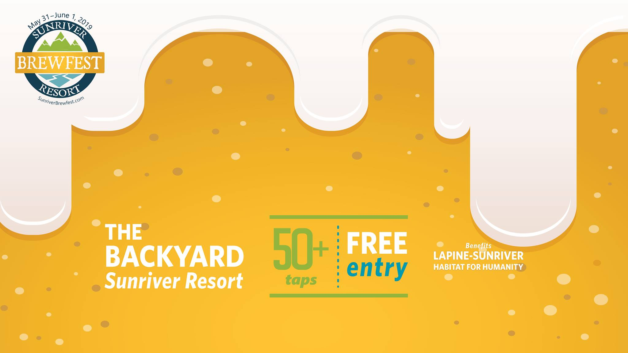 Sunriver Resort 2019 Brewfest