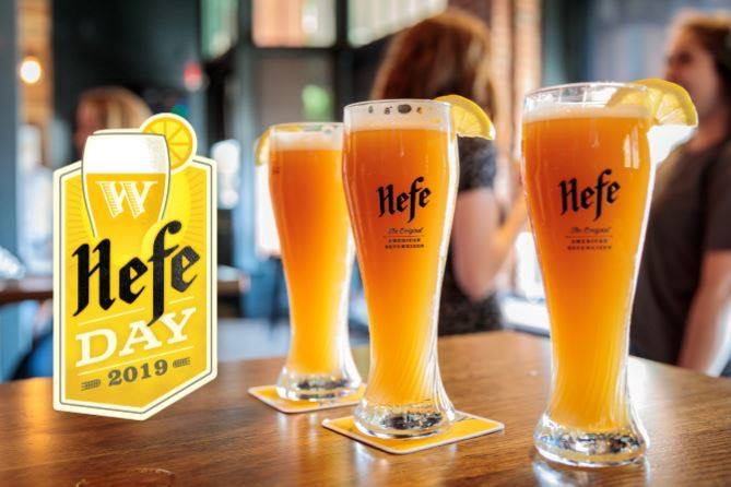 Widmer Brothers Brewing Celebrates 4th Annual Hefe Day