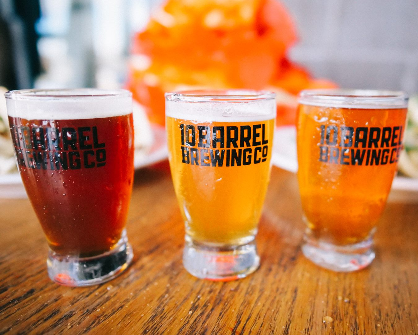 image of Mexican-style lagers courtesy of 10 Barrel Brewing