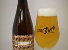 image of Obeisance courtesy of Von Ebert Brewing