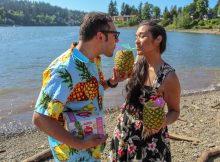 image of the Portland Cider Luau courtesy of Portland Cider Co.