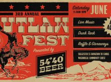54 40 Brewing 2019 Outlaw Fest