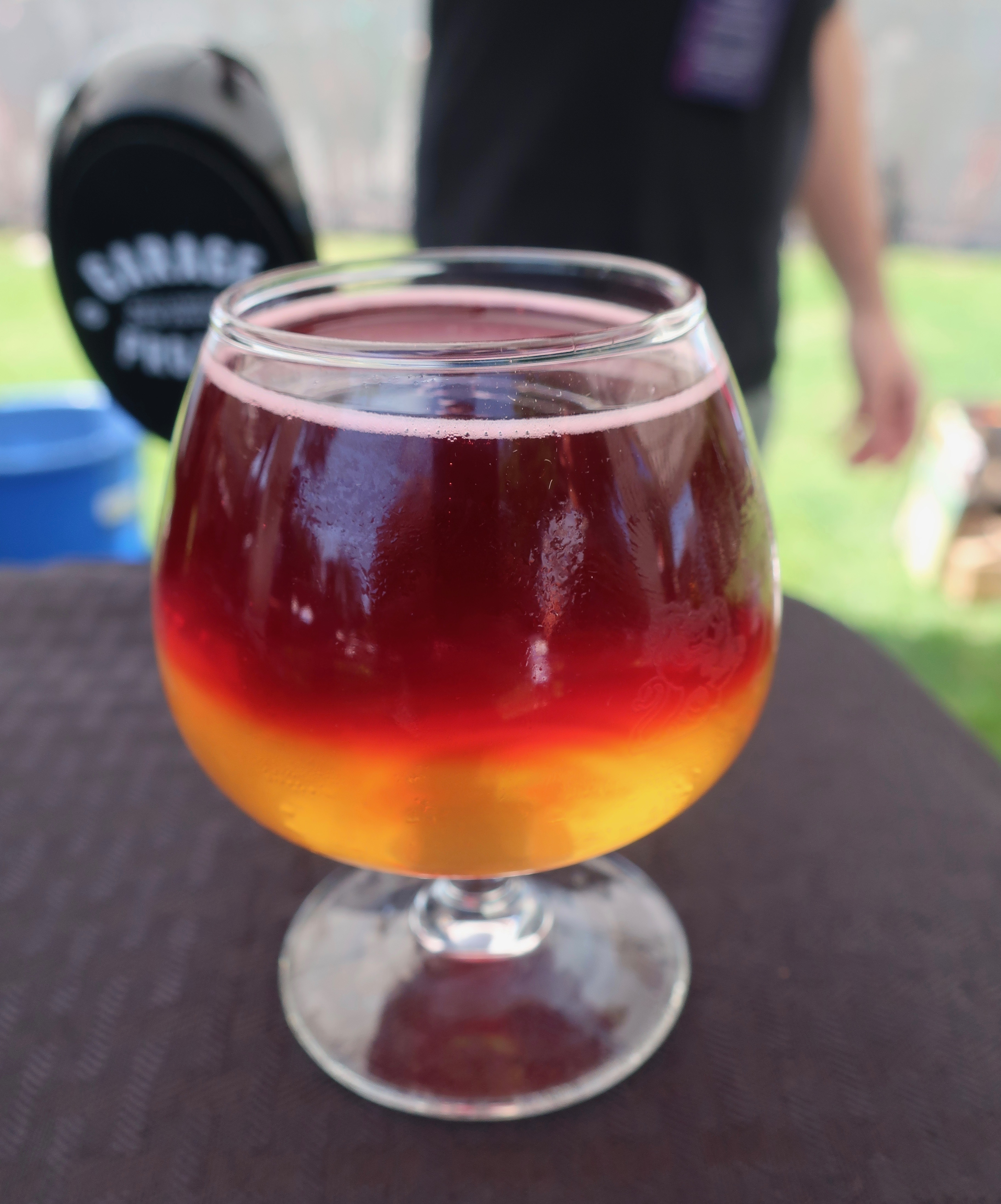 Garage Project from New Zealand impressed the massed once again at the 2019 Firestone Walker Invitational Beer Fest.