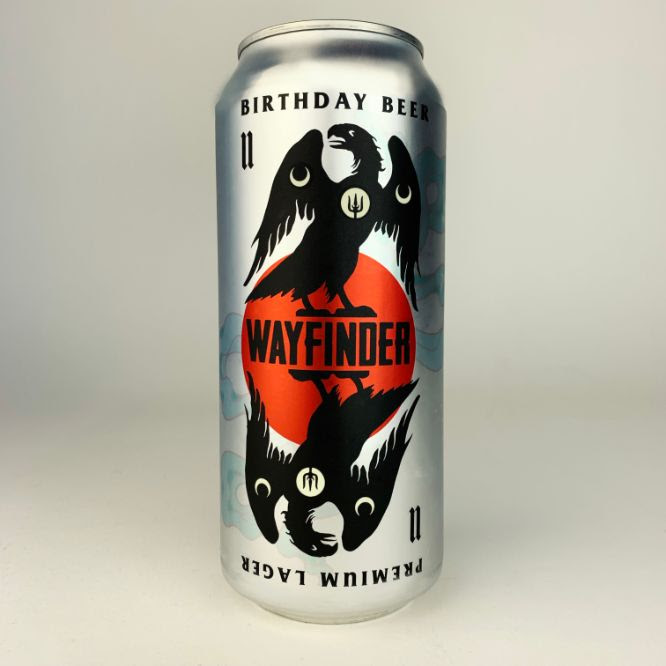 Wayfinder Beer Birthday Beer