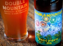 image of Basic Rights IPA courtesy of Double Mountain Brewery