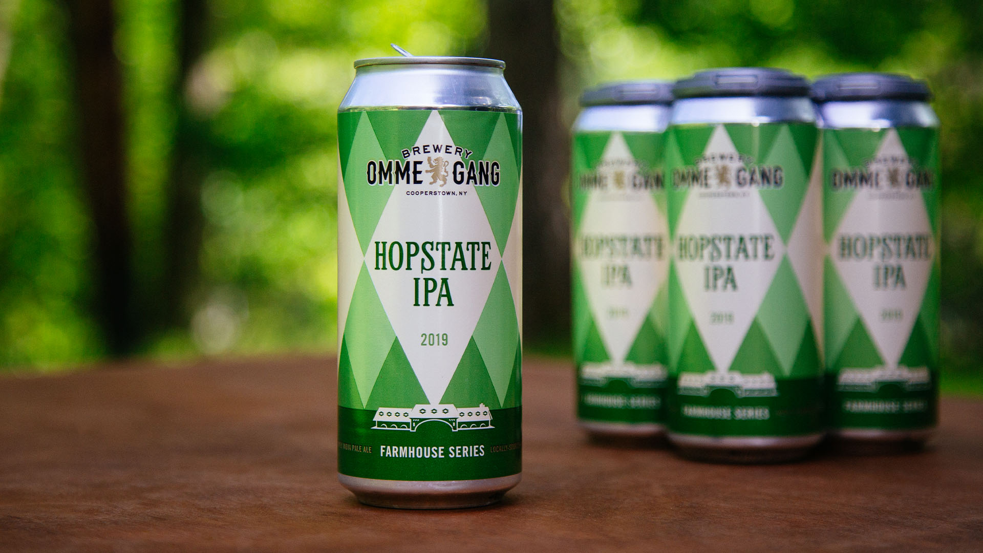 image of Hopstate IPA courtesy of Brewery Ommegang